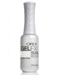 Orly Gel Fx - White Tips - 9ml